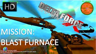 Delta Force Xtreme 2 Walkthrough - Mission 10: Blast Furnace HD