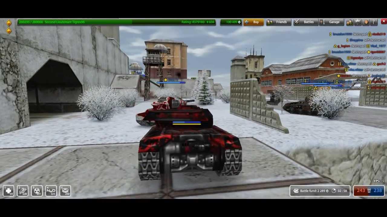 Che v3.0 танки онлайн