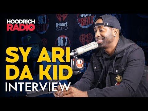 DJ Scream - Sy Ari Da Kid Talks Music Prison, His 'Emancipation Proclamation', & More
