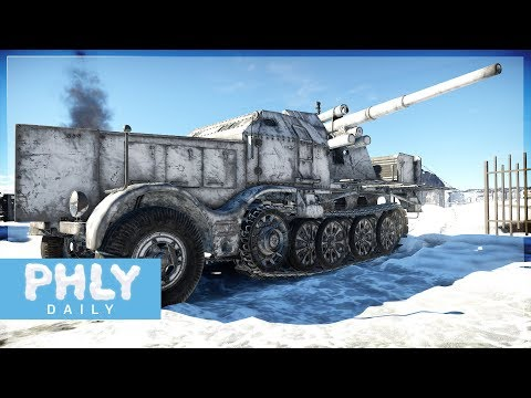 Helping reduce the player base in War Thunder | FLAK BUS 88MM (War Thunder)