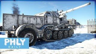Helping reduce the player base in War Thunder | FLAK BUS 88MM (War Thunder)