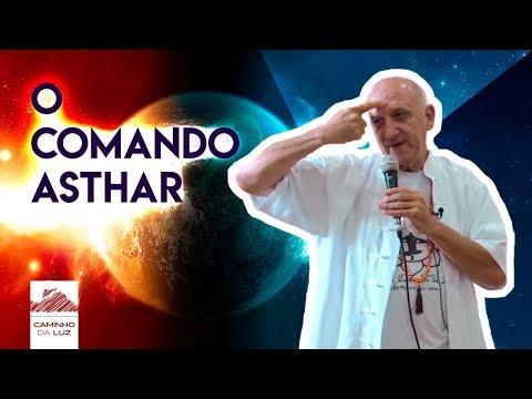 O Comando Asthar e sua Missão na Terra
