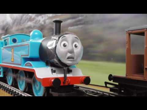 HORNBY/BACHMANN Thomas & The Breakdown Train TAB