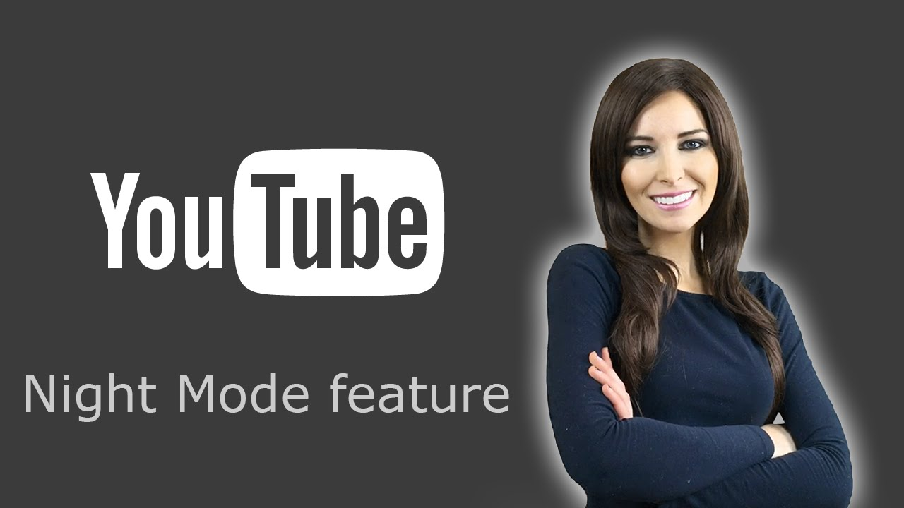 youtube night mode chrome