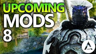 5 BRAND NEW Upcoming Console Mods 8 - Skyrim Special Edition (PS4/XB1/PC)