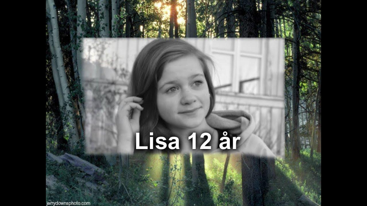 när fyller misslisibell år Lisa 12 År   YouTube när fyller misslisibell år
