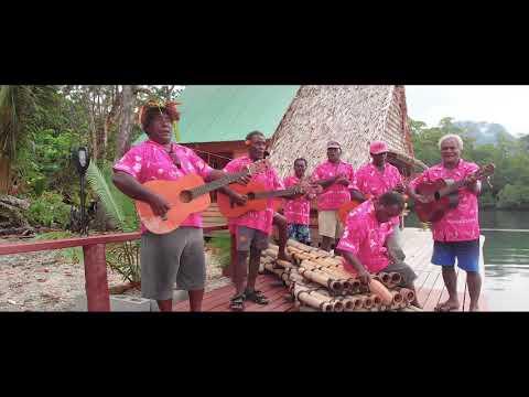 Solomon Island Bamboo Band(Baruku)
