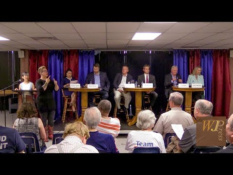 Kansas House District 3 Congressional Candidate Forum 5/24/18 in Kansas City, KS (FULL EVENT)