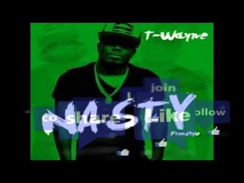 T-Wayne - Nasty Freestyle (Slowed Down)
