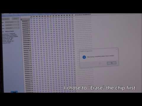 HP ENVY 23 corrupted firmware BIOS fix