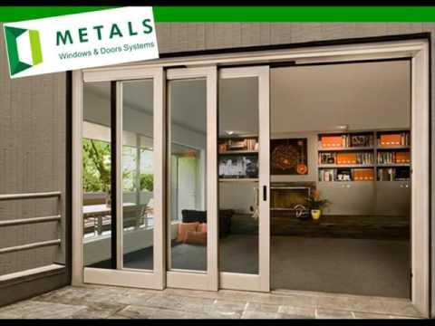 Sliding Glass Patio Door Handle Set With Internal Lock