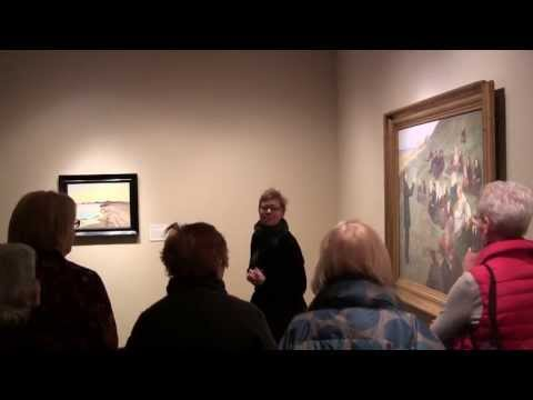Gallery Talk: Anna Ancher and the Skagen Art Colony