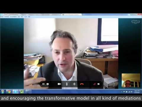 Transformative Mediation - Interview with Carlo Mosca