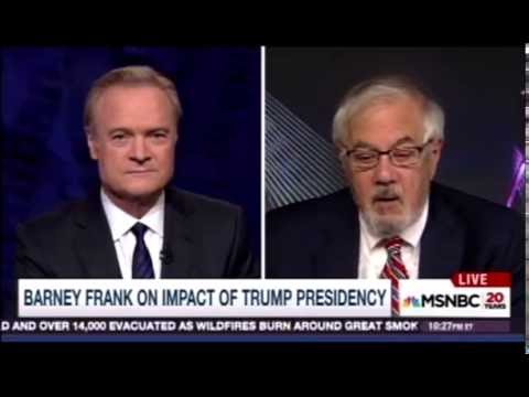 Exclusive   Barney Frank Extended Interview Pt    The Daily Show