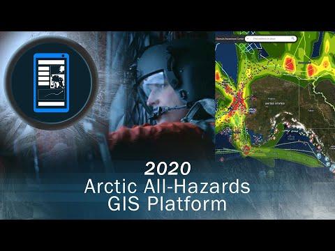 Arctic GIS 2020 - The Arctic All-Hazards GIS Platform