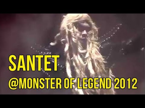 SANTET Monster Of Legends   Bulungan, 2012