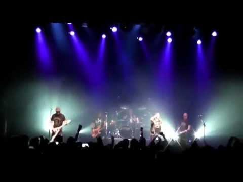 Accept - Live - 27.11.2014 - The Forum - London