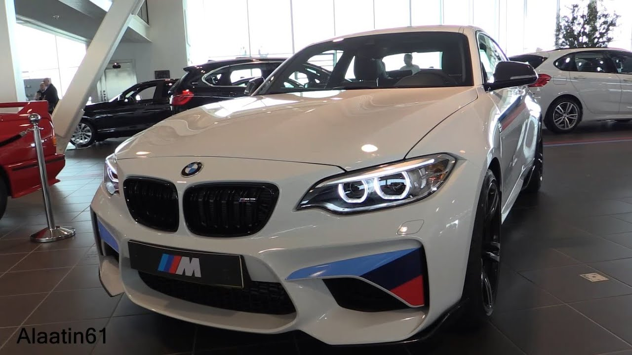 Bmw M2 2016 Start Up Exhaust Sound Full In Depth Review Interior Exterior