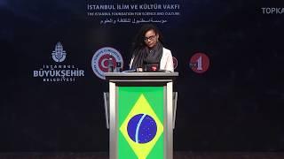 LUANA BAUMANN LİMA, 11. Uluslararası Bediüzzaman Sempozyumu Açılışı