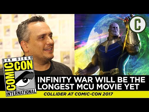 Avengers: Infinity War Will Be the Longest MCU Movie Yet, Says Director Joe Russo