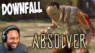 Absolver Downfall Gameplay - Windfall Build - Shadow Avoid Looks Amazing!