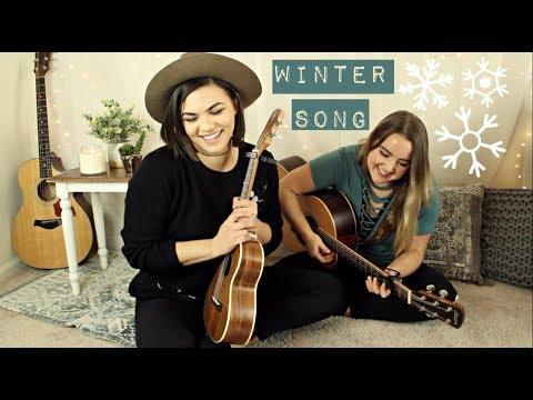 Winter Song - Mackenzie Johnson & Camille Peruto (Sara Bareilles ft. Ingrid Michaelson Cover)