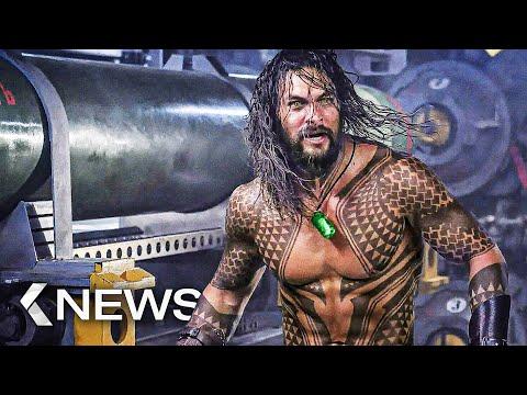 Aquaman 2, The Mandalorian mit Ahsoka Tano... KinoCheck News