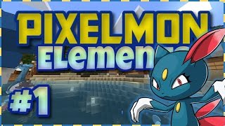 PIXELMON 4.0.7 ELEMENTS ► EPISODE 1 ► AN UNEXPECTED ICY ADVENTURE!