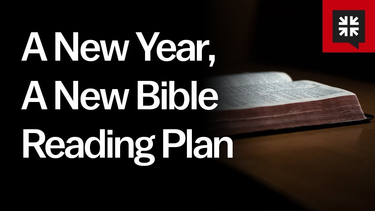 A New Year, A New Bible Reading Plan // Ask Pastor John - YouTube