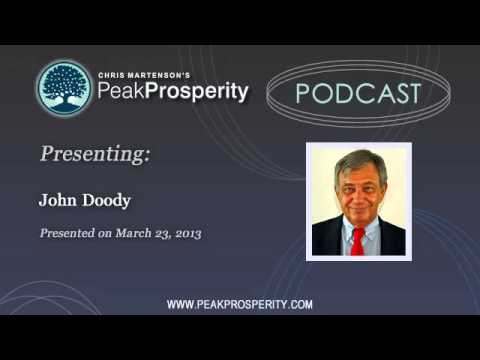 Gold Stock Analyst: Peak Prosperity Interview