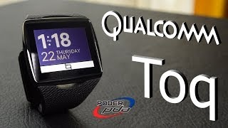Qualcomm Toq - Análisis en Español HD