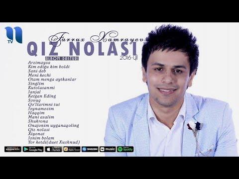 """Farrux Xamrayev - """"Qiz nolasi"""" nomli albom dasturi 2016"""