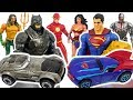 DC Justice League Armored Batman and Superman Hot Wheels car vehicle! Go! #DuDuPopTOY