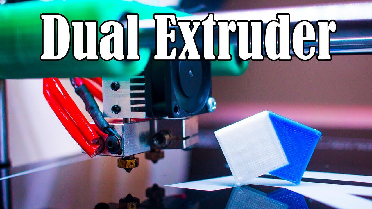 Dual Extrusion Setup Information - TH3D Studio LLC on