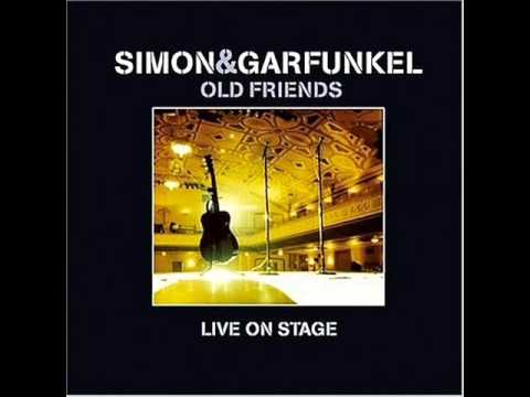 I Am A Rock - Simon & Garfunkel (Old Friends: Live On Stage)