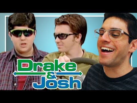 DRAKE & JOSH Reaction (Episode 2) - Shamim Reacts