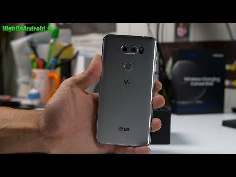 LG V30 Unboxing! [Retail]