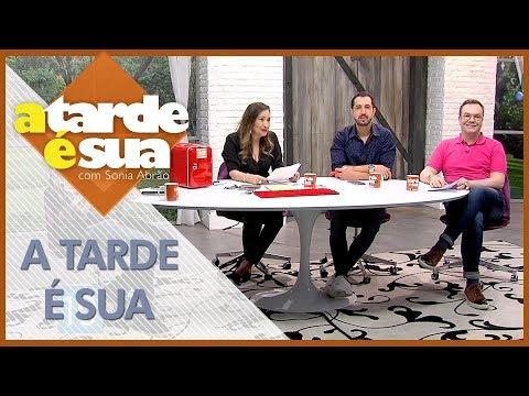 A Tarde é Sua (06/05/19) | Completo