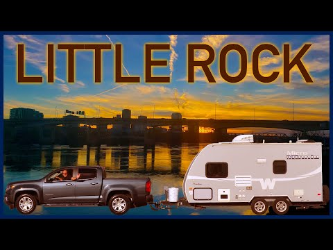 Little Rock And A Winery In Arkansas - The West 2019 Part 21