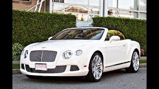💥2019 Bentley Continental GT Convertible - Topless Elegance