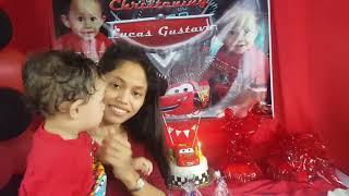 CARS theme Christening & Birthday Celebration