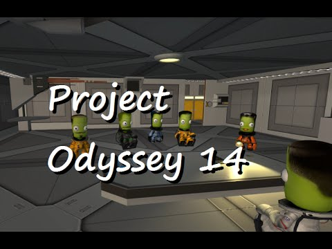 "E14: ""Man Down"" / Project Odyssey / KSP 0.23.5"