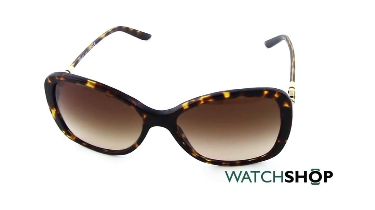 6e0251b67d Versace Ladies  VE4303 Sunglasses (VE4303-108 13-58) - YouTube