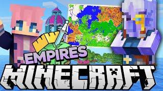 The Big World Map Saga | Ep. 13 | Minecraft Empires 1.17