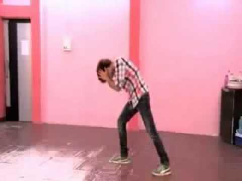 Raghav Crocroaxz Teaching Dance Techniques Raghav Tutorial