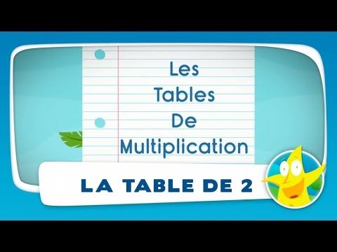 Les tables de mutiplication version adult baby - 4 6