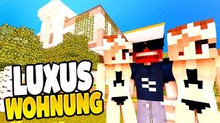 MEINE NEUE LUXUS WOHNUNG - Minecraft School #11