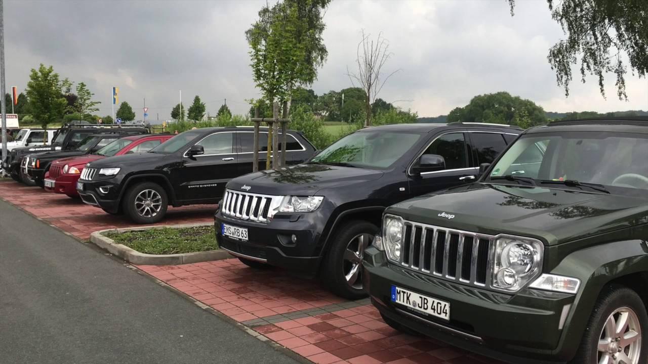 High Quality Jeep Treffen In Singhofen (www.Jeep Garage.de)
