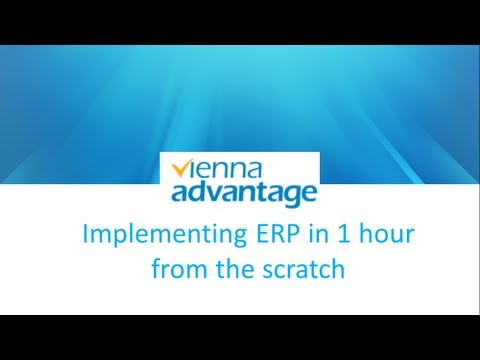 Implementing Erp In Hour
