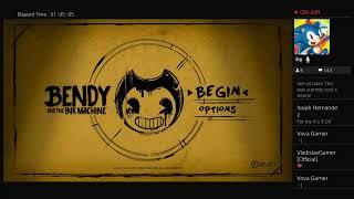 Bendy was here!!! SpongeBobSonic10 Plays Bendy and the ink machine #2